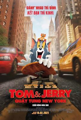 Tom Và Jerry: Quậy tung New York - Tom Và Jerry: The Movie