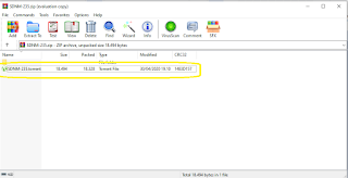 cara download file torrent di android