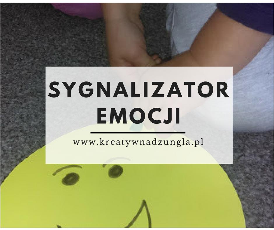 przedszkole zajęcia emocje