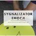 Sygnalizator emocji- przedszkolak uczy się emocji
