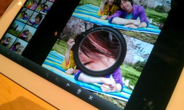 Apple iPad3 screen resolution