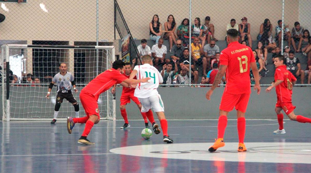Esquadrilha Futsal e Arena Vila Galvão decidem a etapa de Guarulhos da Copa FutLiga