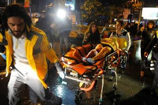 Turki Kembali Diserang Teroris 35 Orang Tewas Dan 40 Orang Lainnya Luka - Commando