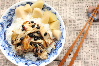 recette chinoise hunan de poisson fume