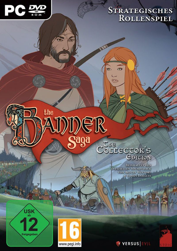 The Banner Saga Download Cover Free Game