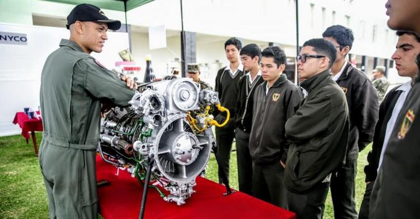 Cadetes de la Escuela Militar de Chorrillos crean sorprendentes prototipos de innovación tecnológica