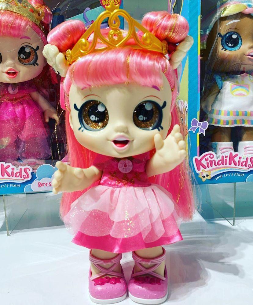 Малышка Кинди Кидс Dress Up Friends Donatina