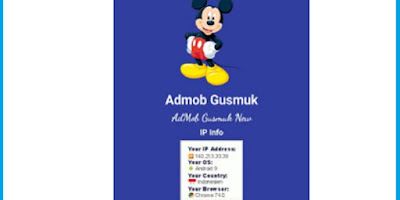 Tool Admob Gusmuk Evo Terbaru 2020 Free Download