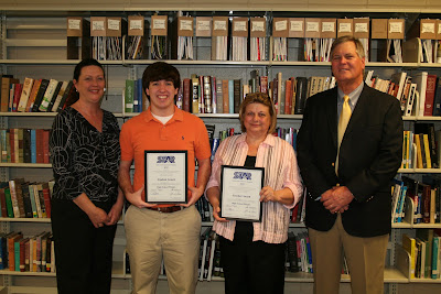 Nolan Rigsby is named STAR Student