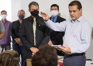 Marcelo Bandeira poderá assumir Prefeitura de Guarabira por até 14 dias