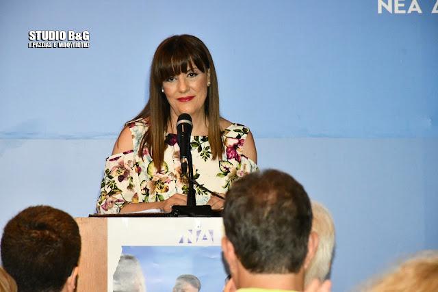 Ελένη Παναγιωτοπούλου: Ευχαριστώ για την δεύτερη θέση - Συνεχίζουμε δυναμικά