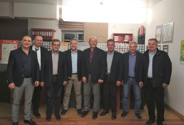 Επιστολή στον Χατζηδάκη για το φυσικό αέριο από το Περιφερειακό Επιμελητηριακό Συμβούλιο Πελοποννήσου