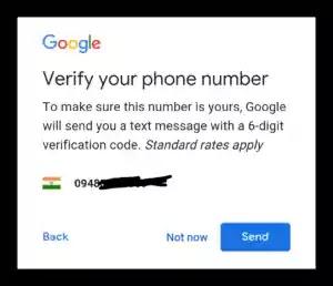 email address kaise banaye hindi