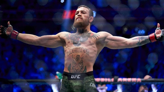 El irlandés McGregor queda detenido en Francia acusado de agresión y exhibición sexual