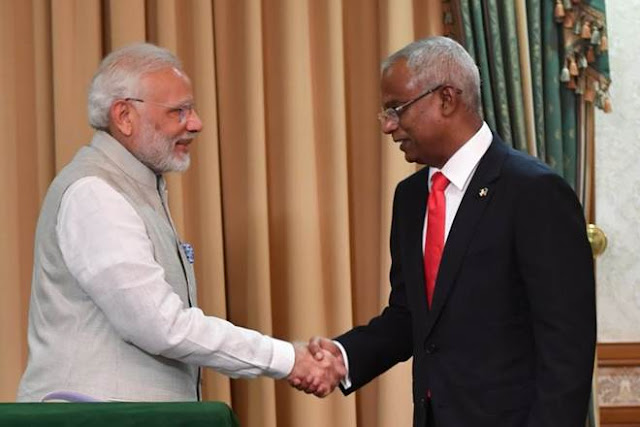 Maldives Got New President — A Turnaround In Ties with India