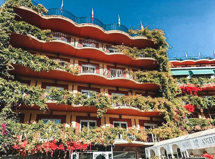 Granada Spain hotel review
