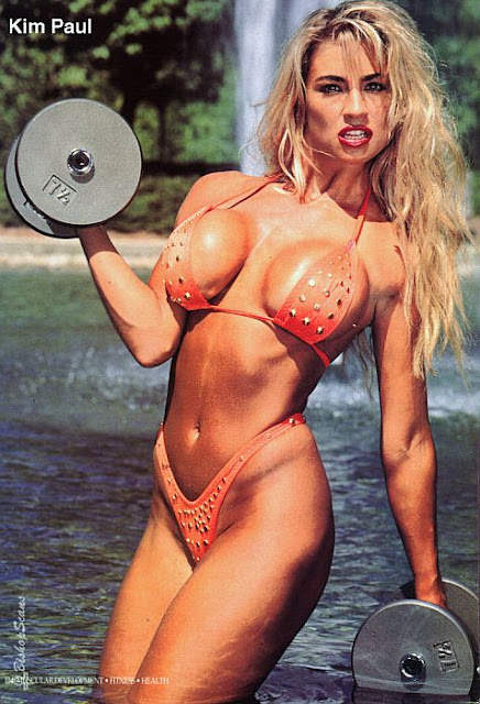 Kim Paul, fitness models, fitness model, female fitness models, fitness women