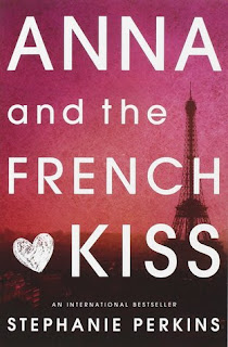 Anna and the French Kiss by Stephanie Pearkins contemporary romance