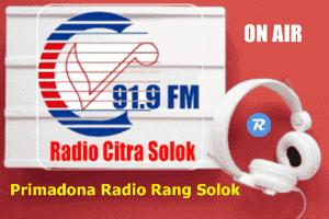 Radio Citra 91.9 fm Solok