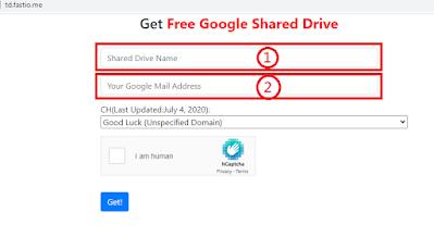 get Google Drive Unlimited file hosting for FREE