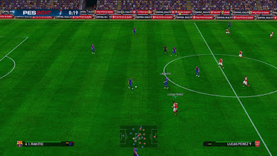 PES 2017 Pitch Mod by NikosKont