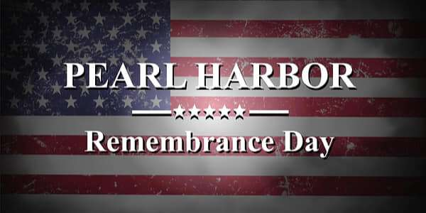 National Pearl Harbor Day of Remembrance Wishes Beautiful Image