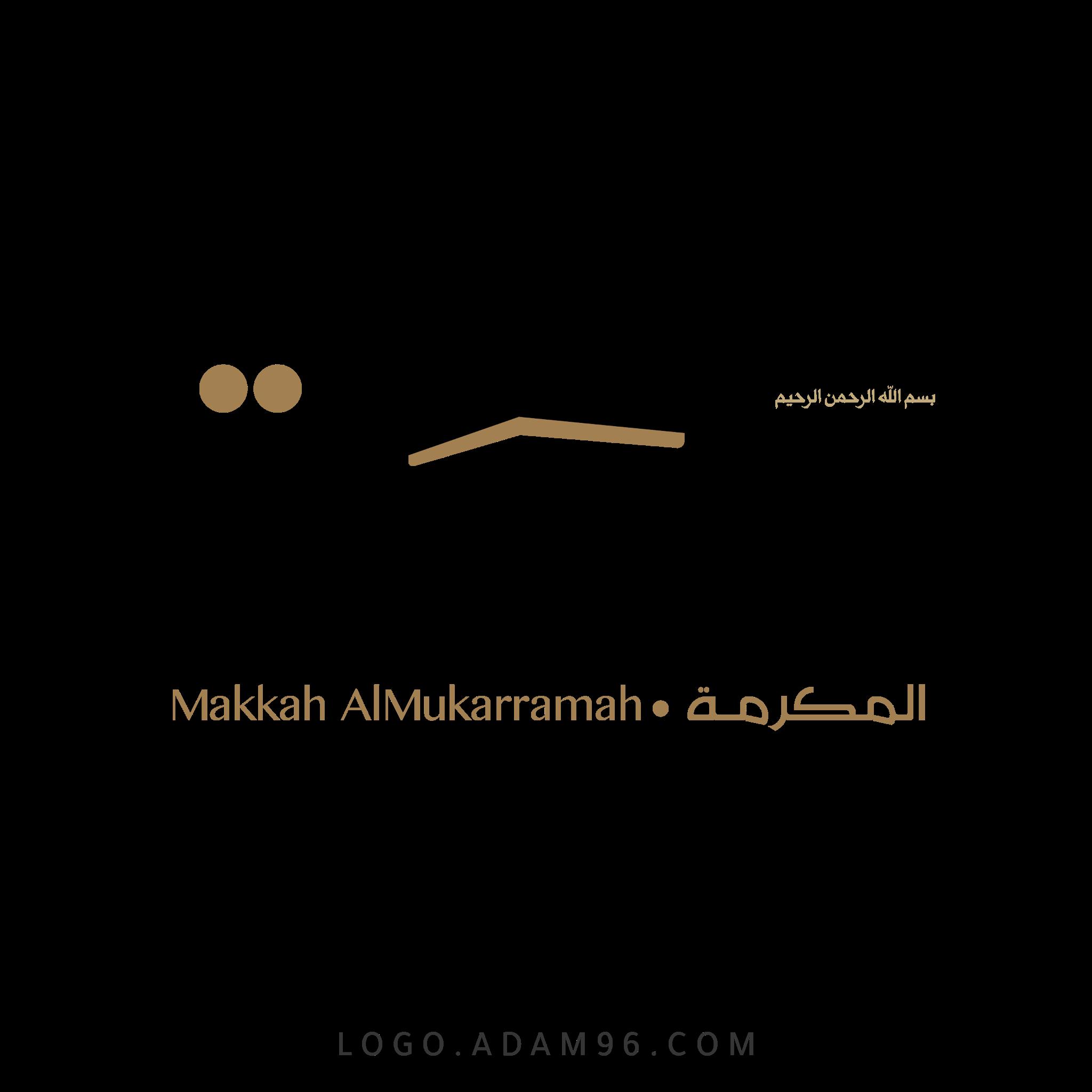 تحميل شعار جريدة مكة لوجو رسمي عالي الدقة بصيغة شفافة PNG