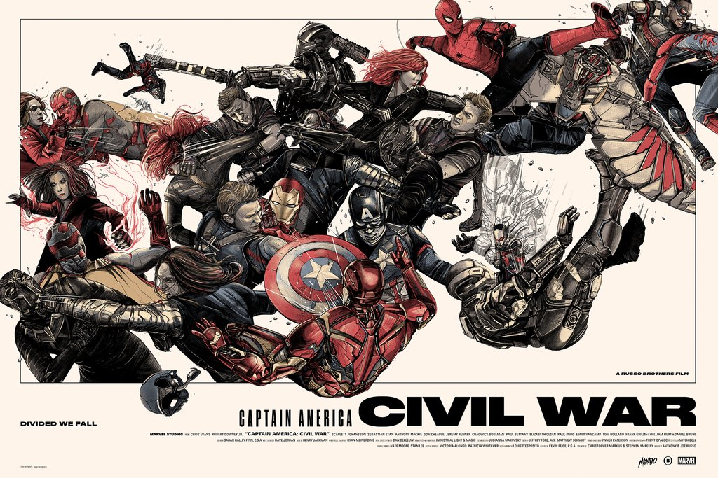 "83f1ee098967f In many ways, ""Captain America: Civil War"" is two movies hurriedly shoved  together. The first of these films isn't even a Captain America movie."