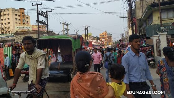 Hathwa market in Patna