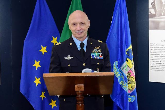 Vecciarelli Capo Stato Maggiore Difesa