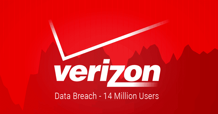 Over 14 Million Verizon Customers' Data Exposed On Unprotected AWS Server