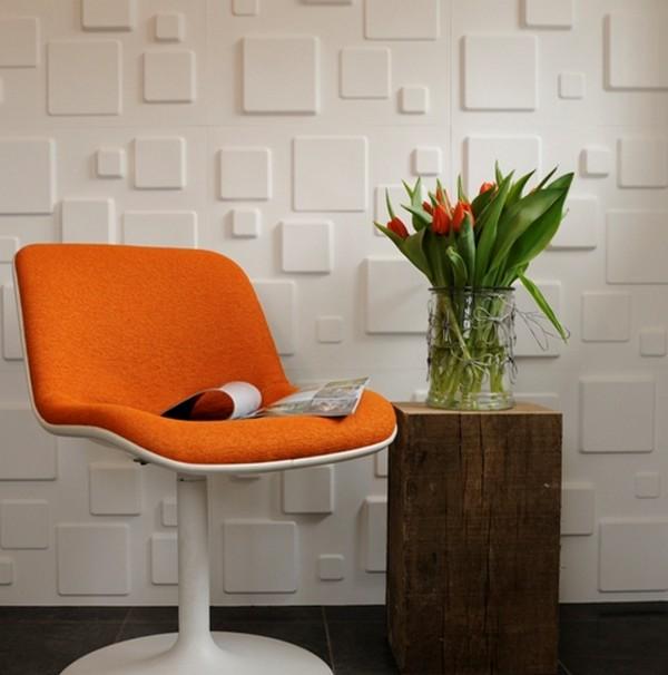 Design classic interior 2012 dise o de interiores con paredes de textura - Papel paredes ikea ...
