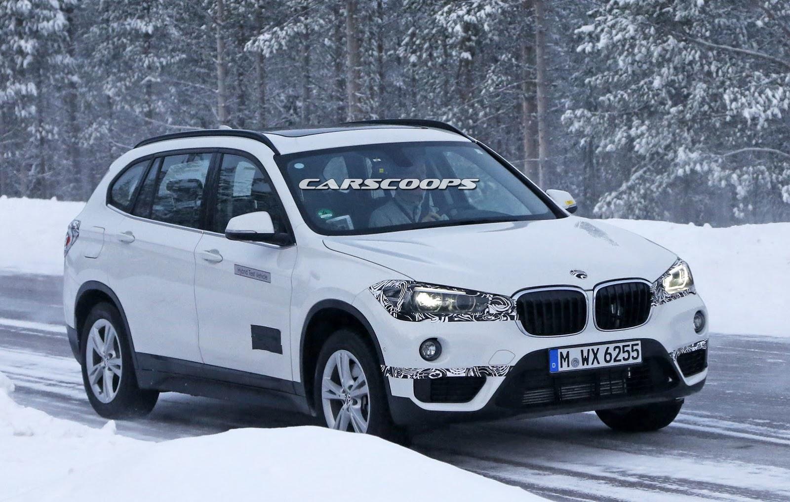 2015 - [BMW] X1 II [F48] - Page 17 2017-BMW-X1-Hybrid-7