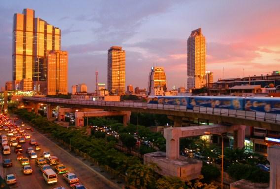 travelling ke thailand