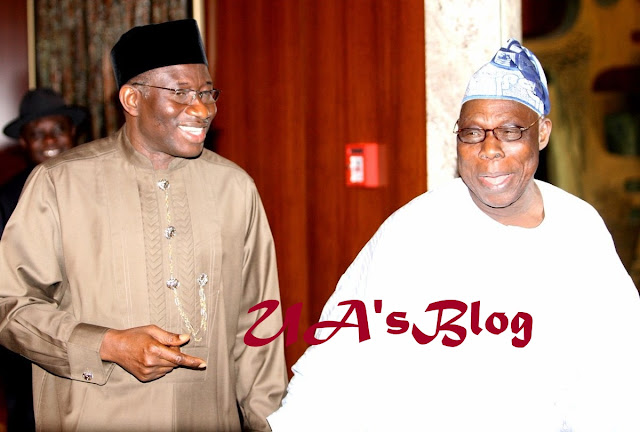 BREAKING: Obasanjo, Jonathan, Gowon Absent At Democracy Day Celebration