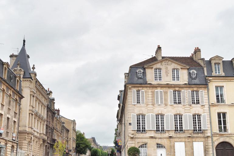 Visiter la ville de Caen