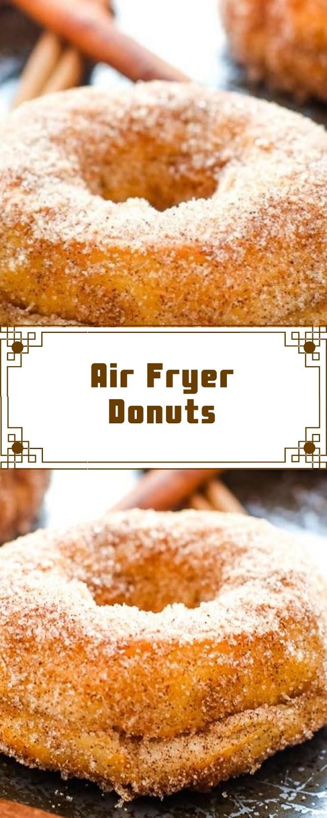 Air Fryer Donuts