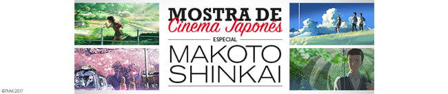 Mostra de Cinema Japonês - Makoto Shinkai