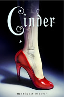Cinder, by Marissa Meyer