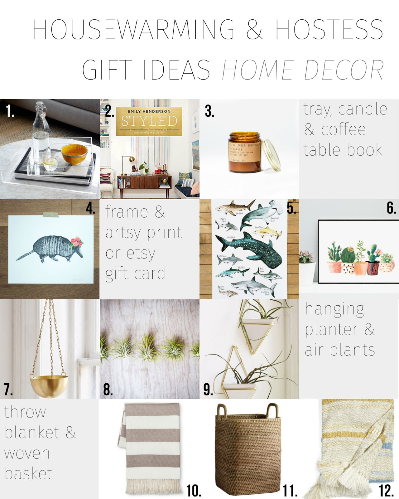 Applewood road the best housewarming or hostess gifts for The best housewarming gift