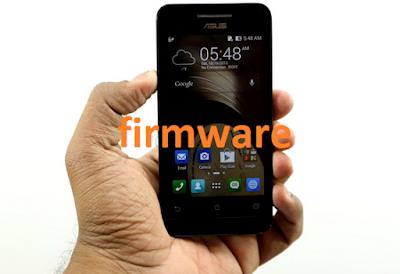 firmware asus zenfone 4 terbaru
