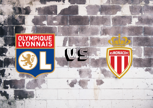 Olympique Lyonnais vs AS Monaco  Resumen