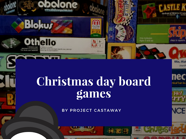 Christmas Day Board Games | Blogmas day 12