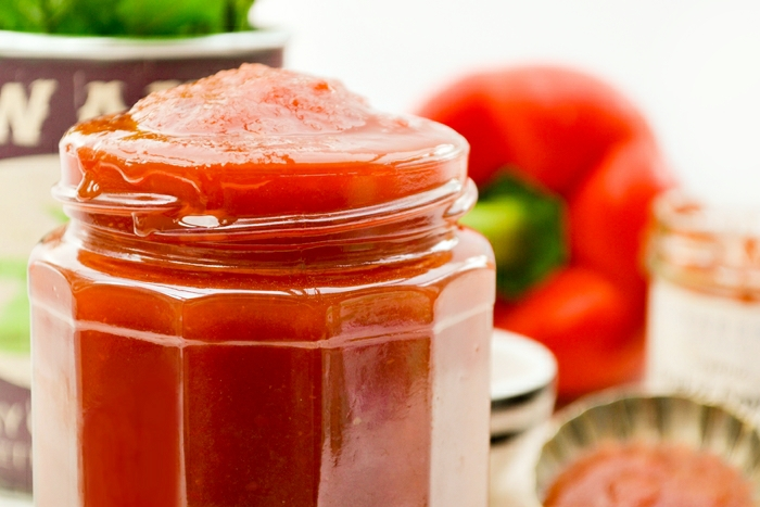 sweet pepper chilli sauce
