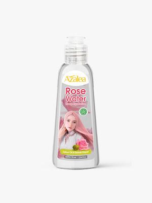 Produk Azalea Deep Hydration Rose Water