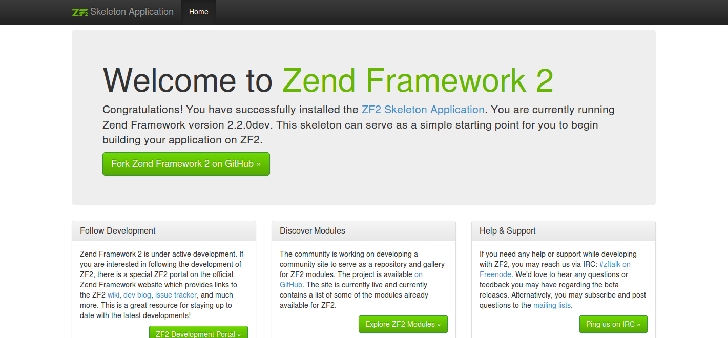 LinuXamination: Install Zend Framework in XAMPP Ubuntu or
