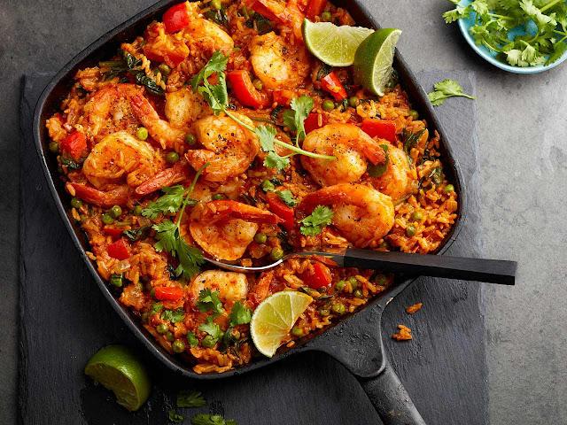 Prawn Tikka Masala Recipe delicious dinner recipe at home