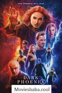 Download X-Men: Dark Phoenix (2019) In Hindi Dual Audio Bluray 720p