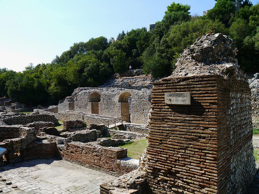 park archeologiczny Butrint