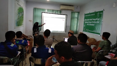 Lakpesdam Gorontalo Gelar Dialog Omnibus Law bersama Buruh di TLG